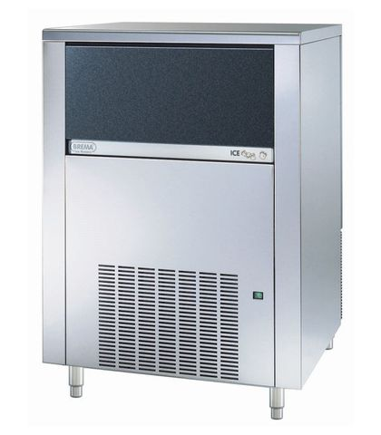 BREMA Ice Maker With Internal Storage Bin. Up To 155Kg Production. Cone Shape Ice Cube