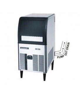 Underbench Ice Machine with Water Drain Pump 38kg/24 hours