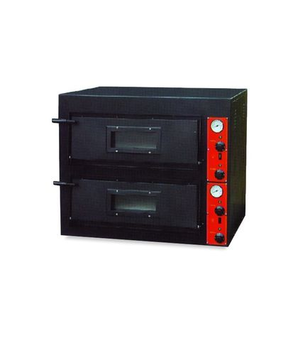 Electric Pizza Double Deck Oven 8.4KW
