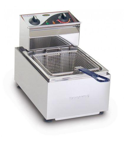 ROBAND F15 Counter Top Fryer Single Pan - 5.0lt (2400W)