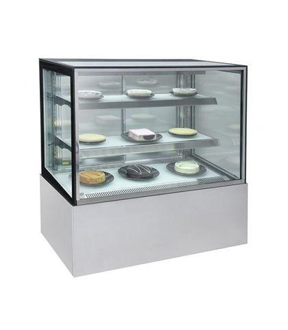 Bromic Stainless Steel Food Display - 430L