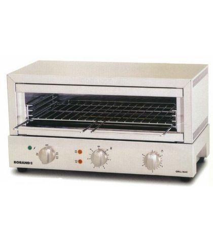 Roband Toaster/Griller-8 Slice 15AMP