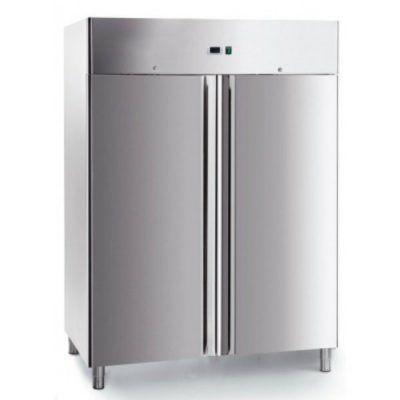 Exquisite GSF1412H Upright Gastronorm Freezer w/ Split Doors 1497L