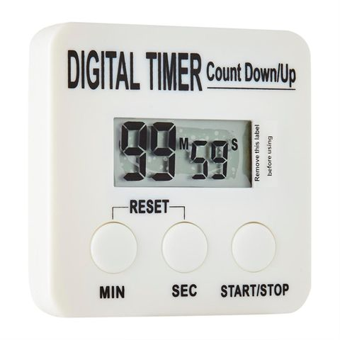 4 Digit Jumbo Timer LCD Count Up/Down