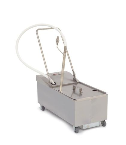 Frymaster Commercial Portable Oil Filter - 25L Reversible Pump