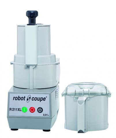 Robot Coupe R211XL 2.9L Bowl incl 4  Discs - Cutters And Vegetable Slicer