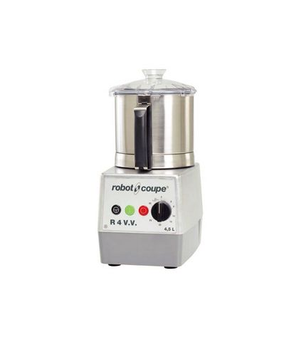 Table Top Cutter Mixer 4.5L Bowl with Variable Speed R4 V.V.