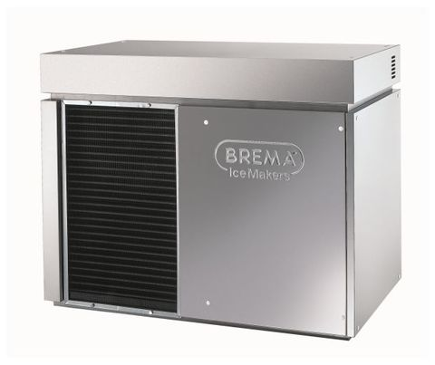 Brema Muster 800 sub zero ice flaker with 900kg production. Requires storage bin.