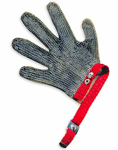 San Jamar Cut Protection Gloves (Medium)