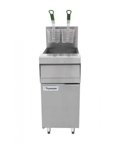 Frymaster Commercial Deep Fryer - Natural Gas - Master Jet 2x12.5L