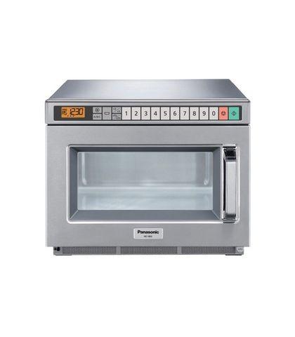 Panasonic NE-1853 Heavy Duty 1800w Touch Control Microwave Oven