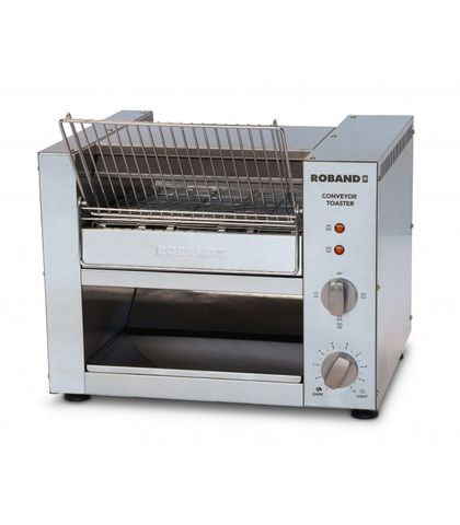 Roband TCR10 - Conveyor Toaster - Up To 300 Slices/Hr 10AMP