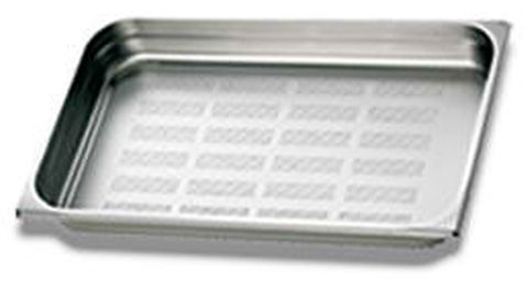 Unox Perforated stainless steel pan 65mm