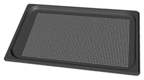Unox Non-stick perforated aluminium pan for pastry and bakery products 15mm