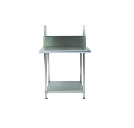Trueheat - Stainless Steel Stand with Salamander Shelf suits S86
