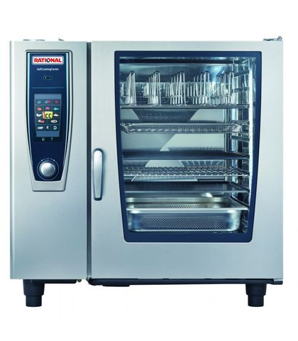 Rational SelfCookingCentre 5 Senses-10-2x1 GN Tray Electric 3NAC 415V 39.9KW