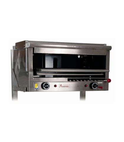 Trueheat - 860mm Salamander Broiler With Brackets - Natural Gas