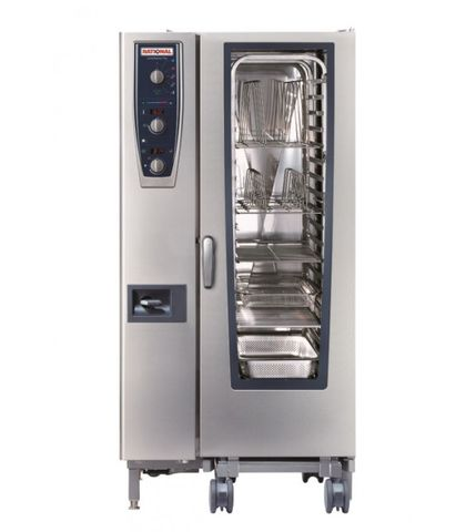 Rational SelfCookingCentre 5 Senses-20-1x1 GN Tray Electric 3NAC 415V 40.2KW