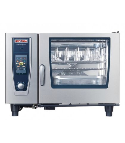 Rational SelfCookingCentre 5 Senses-6-2x1 GN Tray Electric 3NAC 415V 24.2KW