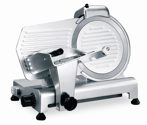 Semi-automatic Meat Slicer (with lock on handle)