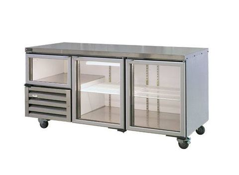 Anvil Aire Under Bar (2 1/2 Glass Doors)