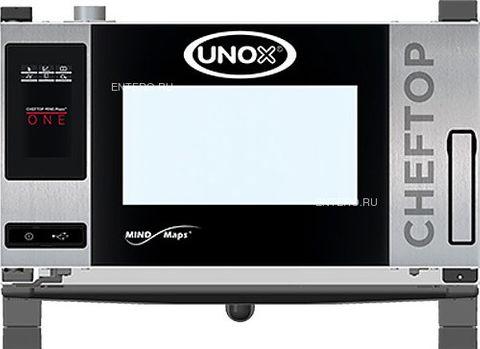UNOX Cheftop Mind.Maps™ Plus XEVC-0311-E1R Combi Oven 3 GN 1/1