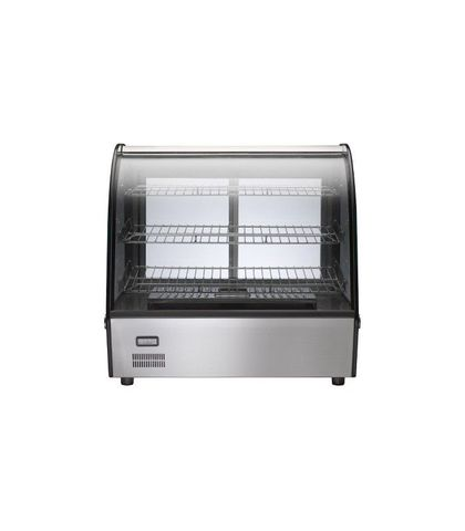 Birko 1040062 - S/S Hot Food Showcase Bar - 160L