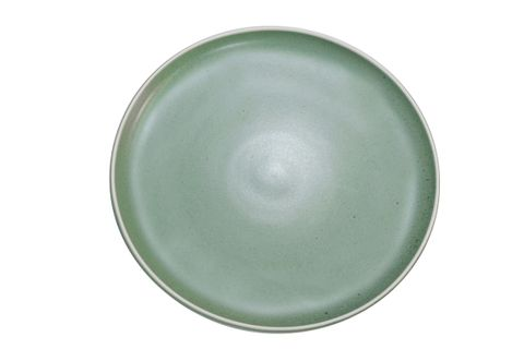 Round Coupe Plate 200mm URBAN Green