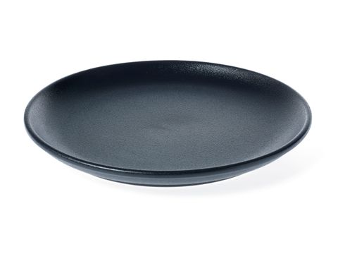 Round Coupe Plate 270mm TK BLACK