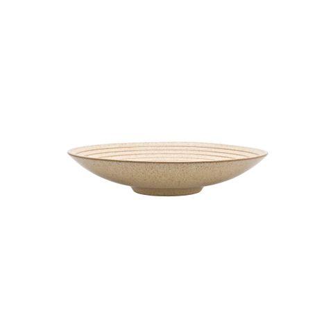 Studio Craft Medium Ridged Bowl 255mm DENBY Birch