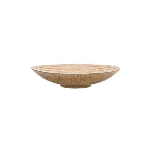 Studio Craft Medium Ridged Bowl 255mm DENBY Elm