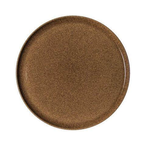 Studio Craft Round Platter 310mm DENBY Chestnut