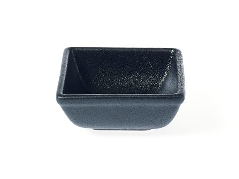 Square Sauce Dish 80x80x35mm TK BLACK