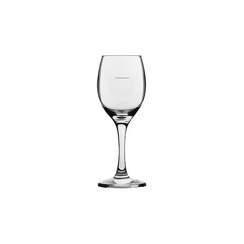 Pasabahce Maldive Wine Glass 250ml w/ Pour Line 12/ctn