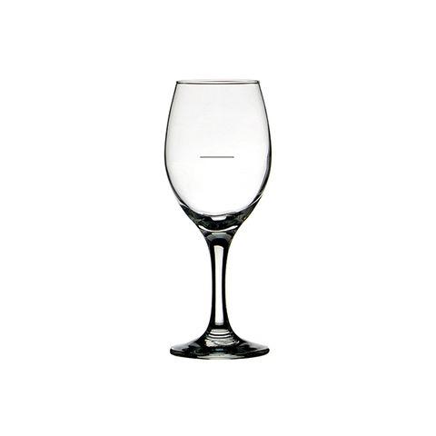 Pasabahce Maldive Wine Glass 310ml w/ Pour Line 12/ctn