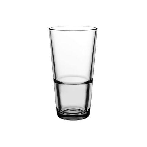 Pasabahce Grande Long Drink Glass 370ml 12/ctn