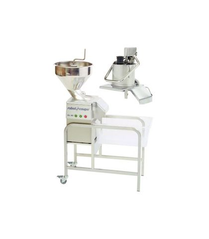 Robot Coupe CL55 - 2 Feed-Heads For Bulk Output - Vegetable Preparation Machine