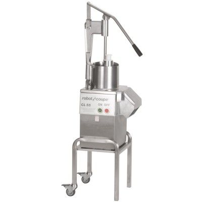 Robot Coupe CL55 - Pusher Feed-Head - Vegetable Preparation Machine