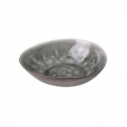 """DIS Coupe Bowl 215x175mm """"Grey Mizuki"""" MODA"""
