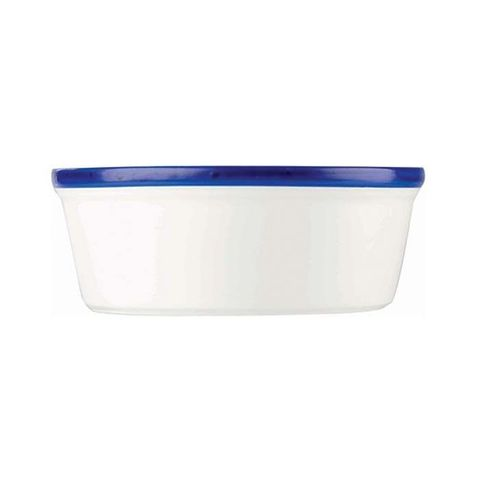 "Pie Dish 135mm/500ml CHURCHILL ""Retro Blue"""