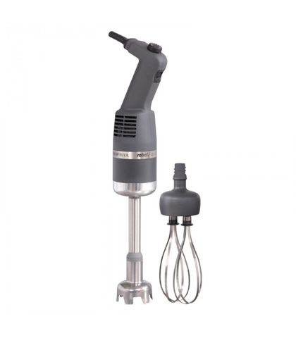Robot Coupe Mini MP 190 Combi - Variable Speed Mini Power Mixer And Blender W/ Whisk - 190mm