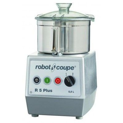 Robot Coupe R5 Plus - Table-Top Cutters - 5.5L