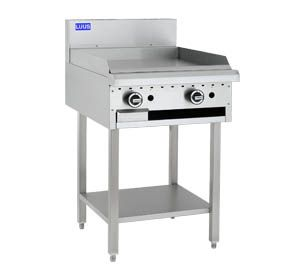 LUUS ESSENTIALS 600mm Griddle 40mj NAT/40mj LPG