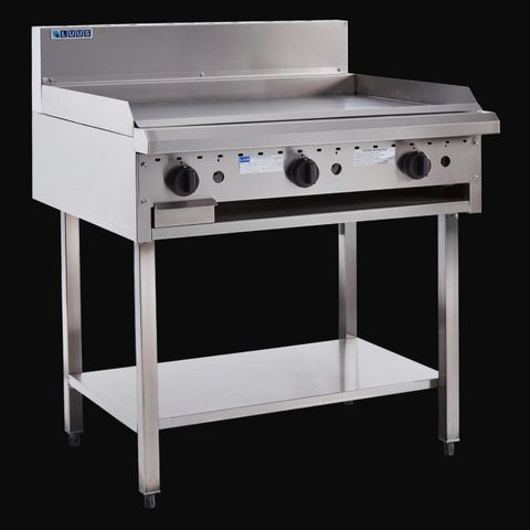 LUUS Essentials 900mm Griddle 60mj NAT/60mj LPG