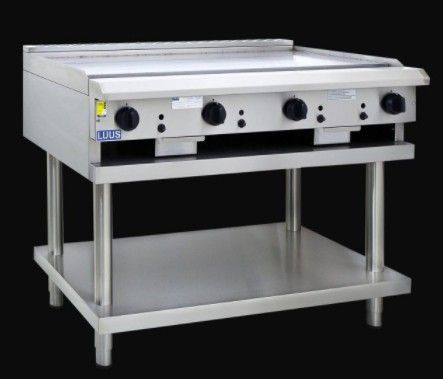 LUUS ASIAN RANGE CS 1200MM TEPPANYAKI GRILLS 72mj NAT/72mj LPG