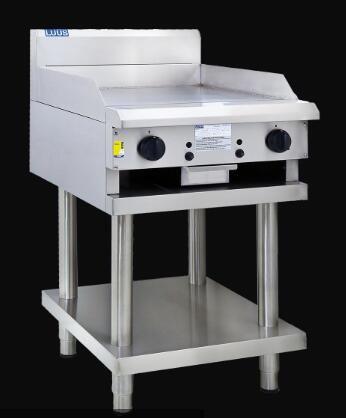 LUUS Professional CS 600MM GRIDDLES 36mj NAT/36mj LPG