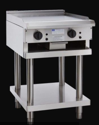 LUUS ASIAN RANGE CS 600MM TEPPANYAKI GRILLS 36mj NAT/36mj LPG
