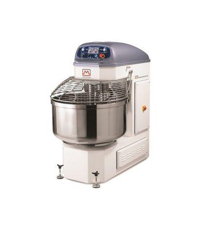 Mecnosud Bakery Spiral Mixer 3/5.2kW (2 Speed) - 130Lt