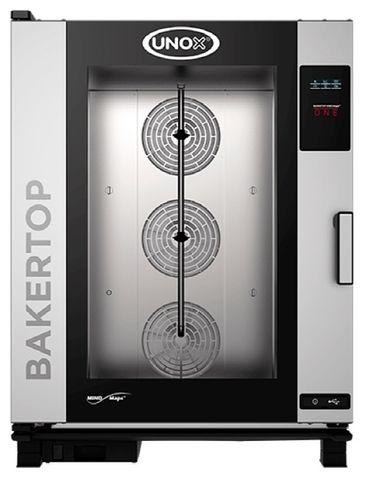 Unox Bakertop Mind.Maps™ One XEBC-10EU-E1R Combi Oven 600x400