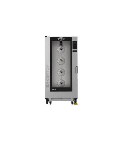 Unox Bakertop Mind.Maps™ One XEBC-16EU-E1R Combi Oven 600x400